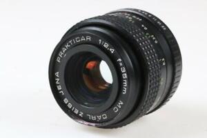 ZEISS Jena Prakicar 35mm f/2,4 - SNr: 3435