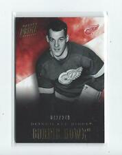 2012-13 Panini Prime #34 Gordie Howe Red Wings /249