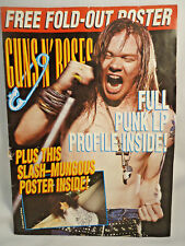 "Guns N' Roses ""The Spaghetti Incident?""  CD, Canada + hidden track & POSTER"