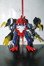 "Digimon Kabuterimon to Megakabuterimon CHINESE VERSION 6"" FIGURE INCOMPLETE"