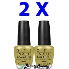OPI Nail Polish Lacquer NL G17 Don't Talk Bach To Me 0.5 oz (Lot of 2)