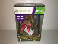 Kinectimals Now With Bears Xbox 360 W/ FAO Plush Bear Toys R Us **BRAND NEW**