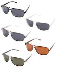 Polarisierte Markenlose Herren-Sonnenbrillen aus Metall & Kunststoff
