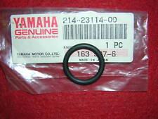 Yamaha RD250/350 Front Fork Top Nut O'Ring. Genuine Yamaha. New, B49G