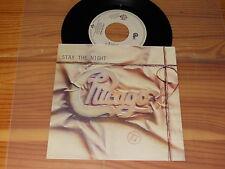 "Chicago-Stay The Night/Germany vinyl 7"" single 1984 MINT -"