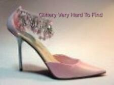 Pink Champagne Dangling Seashells Enchanting Dainty Dreamy Just The Right Shoe
