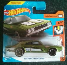 Hot Wheels FJX78 2018 Muscle Mania 6/10 Dodge '69 Charger