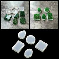 Silicone Mould Resin Decorative Craft Jewelry Making Molds Mold Epoxy Resin M1B1