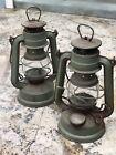 Pair of Vintage Feuerhand No.175 SUPERBABY Oil Lamp/Lantern Made in Germany