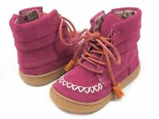 NIB LIVIE & LUCA Shoes Boots Hopper Fuchsia Pink 6 8 9 10 12 13