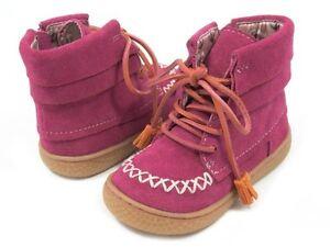 NIB LIVIE & LUCA Shoes Boots Hopper Fuchsia Pink 6 8 9 10 12 13