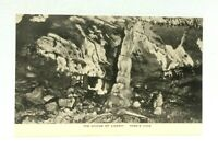 Centre Hall Pennsylvania Penns Cave Statue Of Liberty Vintage Postcard