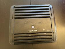 alpine mrp-m500 Mono Amp Amplifier