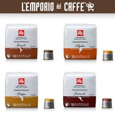 108 Capsule Cialde Caffè ILLY IPERESPRESSO Monoarabica A SCELTA 100% Arabica