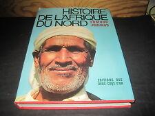 Edmond JOUHAUD: Histoire de l'Afrique du Nord