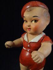 Ancienne rare poupée bébé articulé poupon terre de pipe an 30 Gégé ? France
