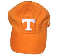 TENNESSEE VOLS ADIDAS Strapback Hat Orange NCAA Football NWOT Relaxed Volunteers