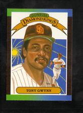 Tony Gwynn--1989 Donruss Diamond Kings Baseball Card--San Diego Padres