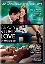 CRAZY STUPID LOVE (DVD 2011) STEVE CARRELL, RYAN GOSLING (NEW, SEALED)