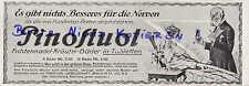 BERLIN, Werbung 1918, Pinofluol-Gesellschaft Fichten-Nadeln-Kräuter-Bad Bäder