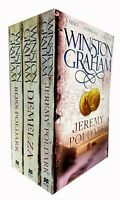 Poldark Winston Graham Poldark Series Collection (Demelza,Jeremy) 3 Books Set