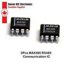 2pcs Max485 Rs485 Communication Ics 3345