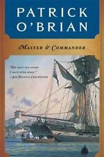 Master and Commander by Patrick O'Brian (1994, Hardcover) Aubrey Maturin Novels