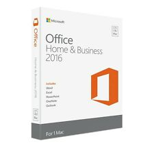 Microsoft Office Home and business for MAC 2016 Lifetime Key and Links