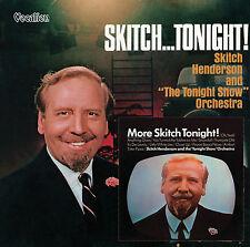 Skitch Henderson Skitch … Tonight! & More Skitch Tonight! - CDLK4542