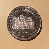 Victoria BC Canada Empress Hotel 1978 Trade Dollar