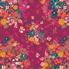 Art Gallery Fabric Legendary Collection Femme Metale Boho by the 1/2 yard