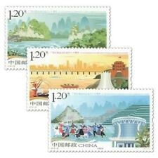 CHINA PRC Stamps 2018-29, 60th Anniversary Guangxi Zhuang Autonomous Region MNH