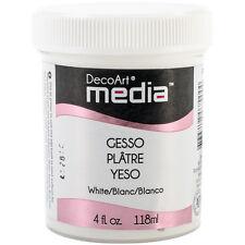 Media Gesso 4oz-White
