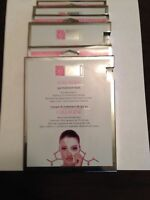Global Beauty Care Collagen Spa Treatment Mask 2 per pk; 3 pk; total 6 mask