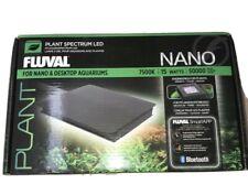 New listing Fluval Nano Plant spectrum Led Nano & Desktop Aquariums 7500k 15 watts Bluetooth