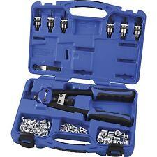 Kincrome TWIN HANDLE RIVETER BLINDNUT KIT 68Pcs Carry Case K4900