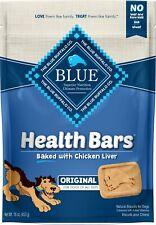 BLUE BUFFALO DOG BAR CHICKEN LIVER 16OZ     Free Shipping