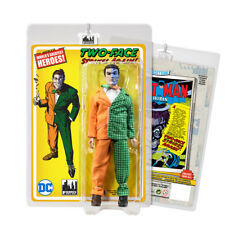 Batman Retro Action Figures Series: Two-Face [Orange & Green Variant]
