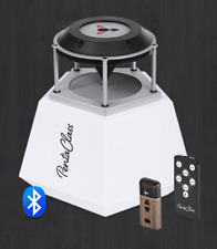 Penta clase Runa Bluetooth 360 ° Sistema De Audio Con Micrófono HD Inalámbrica de 2.4 GHz
