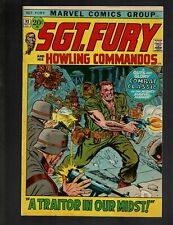 SGT. FURY AND HIS HOWLING COMMANDOS 93 FVF 7.0 REPRINT # 32& 33 AYERS R. THOMAS