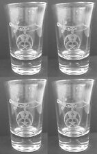 Shrine Shot Glass (Sold in groups of 4)  Hot item!!!