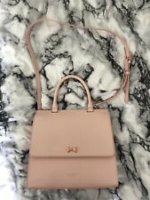 Ted Baker Leather Top Handle Hand and Cross Body Bag