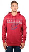 Cleveland Cavs Hoodie Mens L/2XL Dri-Fit Sweatshirt NBA Basketball Cavaliers NEW