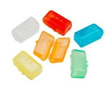 Plak Smacker Rectangle Snap Toothbrush Covers (6 count)
