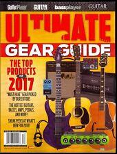 Ultimate Gear Guide Guitar Player-Guitar World-Bass Player-Guitar Aficionado...