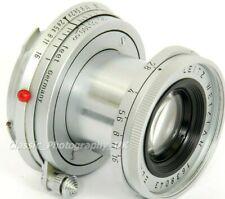 Leica ELMAR-M 2.8/50mm Leitz ELMAM 11610 Lens made in 1958 for LEICA M9 M6 M3 M5