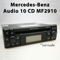 Original Mercedes Audio 20 CD MF2750 MP3 AUX-IN CD-R W906 Sprinter NCV3 Radio