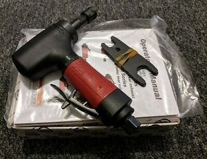 Chicago Pneumatic CP3030-418R Die Grinder 18000 RPM .5 HP Angle Rear Exhaust