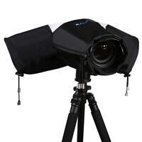 Waterproof Rainproof Cover Case Bag for Canon 5D4 A7R A6300 DSLR & SLR Cameras