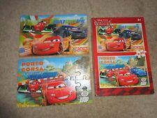 Disney Cars 2 x 20-Piece Puzzles